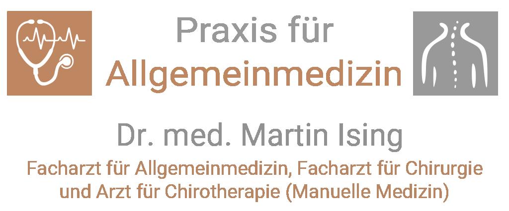Dr. Martin Ising - Hausarztpraxis Falkensee Allgemeinmedizin Chirotherapie